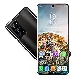 Mobile Phone Teléfono Inteligente de Pantalla Completa Pantalla HD 6.8 Pulgadas 8GB + 512GB teléfono móvil con Android Desbloqueado 5000mAh teléfono móvil con Doble SIM cámara de 16MP + 32MP
