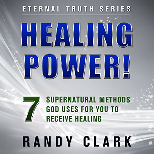 Healing Power! audiobook cover art