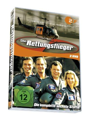 Die Rettungsflieger - Staffel 6 (2 DVDs)