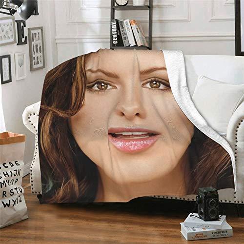 Cigarse Ka-Te Bec-Kinsale manta de peso ligero, duradero, cómodo y cálido sofá universal