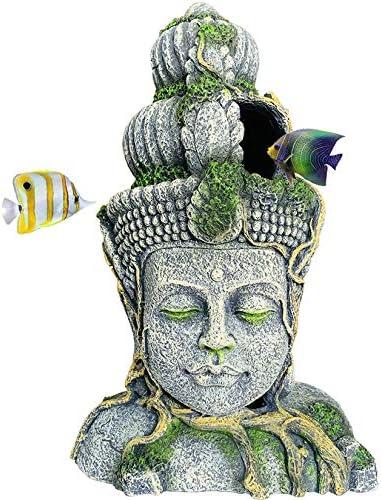 Buddha aquarium decoration