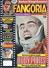 FANGORIA #105, August, Aug. 1991 (Body Parts; Terminator 2; Servants of the Twilight; Stephen King; Clive Barker; Dean R. ...
