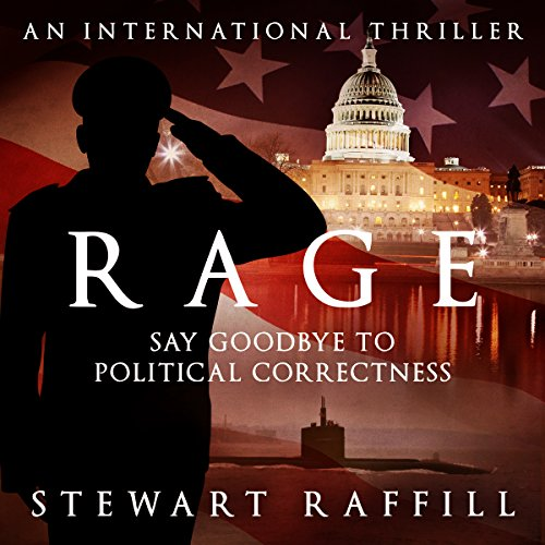 Rage audiobook cover art