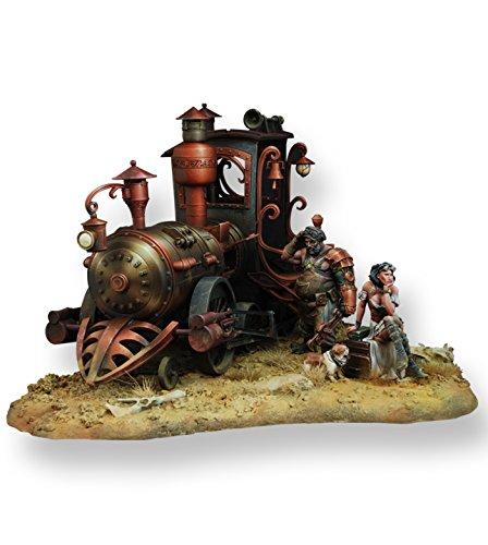 SCALE75 Figuras Steampunk -Going West