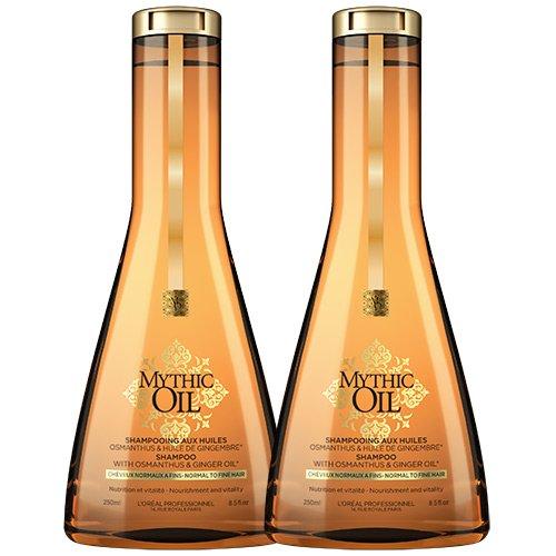 L'Oréal Professionnel Shampooing à l'huile - Pour cheveux normaux et fins
