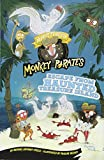 Escape from Haunted Treasure Island: A 4D Book (Nearly Fearless Monkey Pirates)