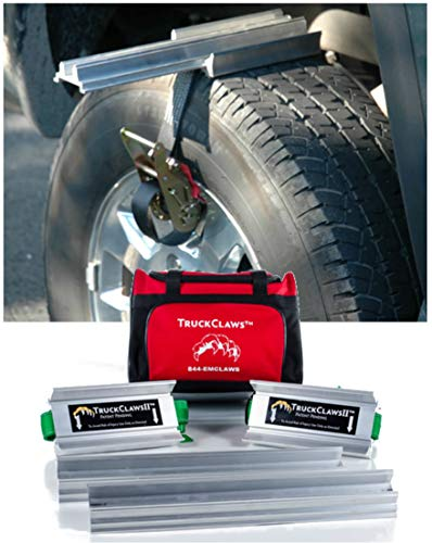 Truck Claws II Tire Traction Aid Packages (Extension Bars Upgrade Kit)