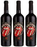 Rolling Stones Forty Licks Merlot 2017 Merlot Lieblich