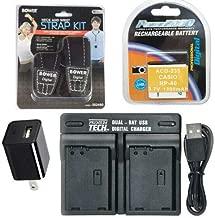 LB-060 Battery + Charger + Strap Set for Kodak AZ525, PIXPRO AZ521, PIXPRO AZ501, PIXPRO AZ421, PIXPRO AZ361, PIXPRO AZ362,