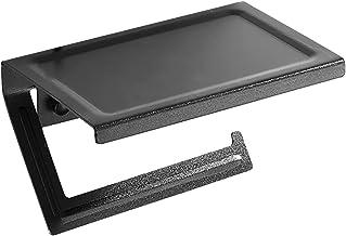 Aluminiumlegering Badkamer Punch-free Wc Telefoon Plank Handdoek Rol Shelf Accessoires Hardware # T1P, Toiletpapierhouder...