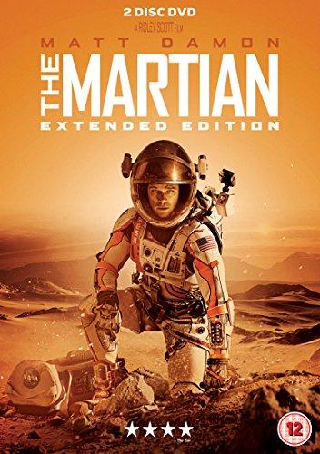 Martian, The Extended Edition DVD [Reino Unido]