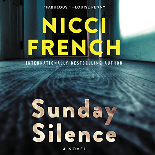 Sunday Silence audiobook cover art