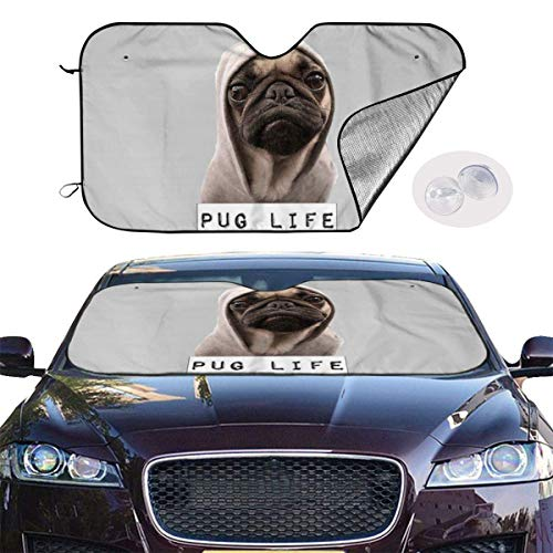 Clothes socks Car Windshield Sun Shades Santa Claus and Beach Blocks Heat Keeps Your Vehicle Cool Visor Protector Automobile Front Window Heat Insulation