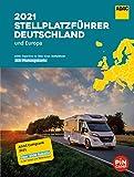 Yes we camp! ADAC Stellplatzführer 2021 Deutschland und Europa: ADAC Expertise zu rund 6700 Stellplätzen