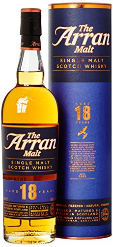 Arran The 18 Years Old mit Geschenkverpackung Whisky (1 x 0.7 l)