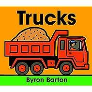 Trucks Board Book