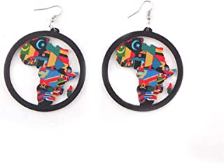 wooden earrings south africa