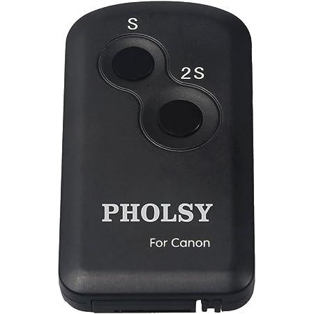 Pholsy Kamera Infrarot Fernauslöser Kabelloser Auslöser Elektronik