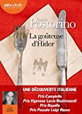 La Goûteuse d'Hitler - Livre audio 1 CD MP3 - Audiolib - 15/05/2019