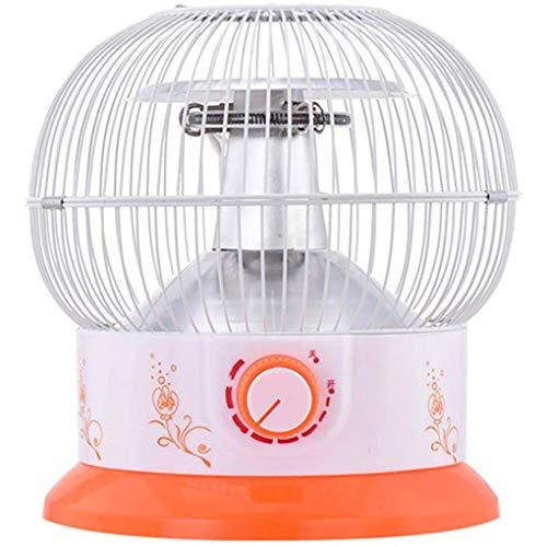 XHHWZB Calentador jaula pájaros Asar estufa pequeño