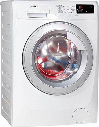 AEG Waschmaschine L68470VFL, Frontlader, EEK: A+++
