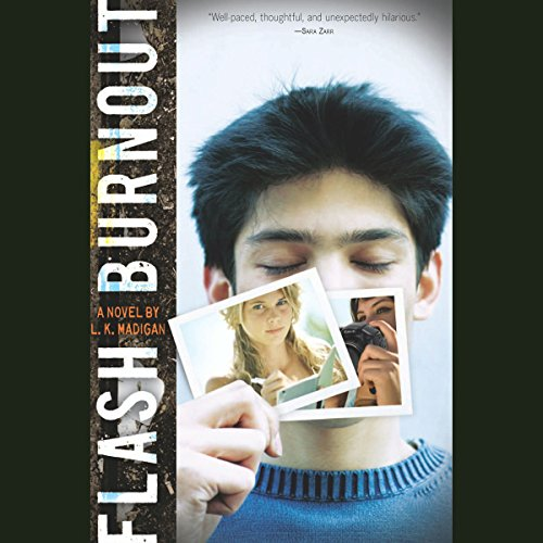Flash Burnout audiobook cover art
