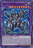 Ancient Gear Megaton Golem - LED2-EN031 - Super Rare - 1st Edition - Legendary Duelists: Ancient Millennium (1st Edition)