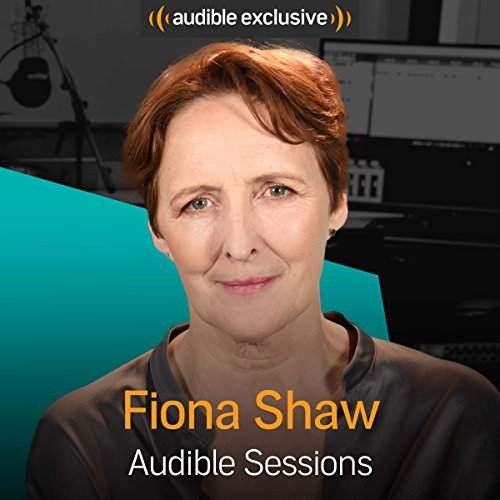 Fiona Shaw cover art