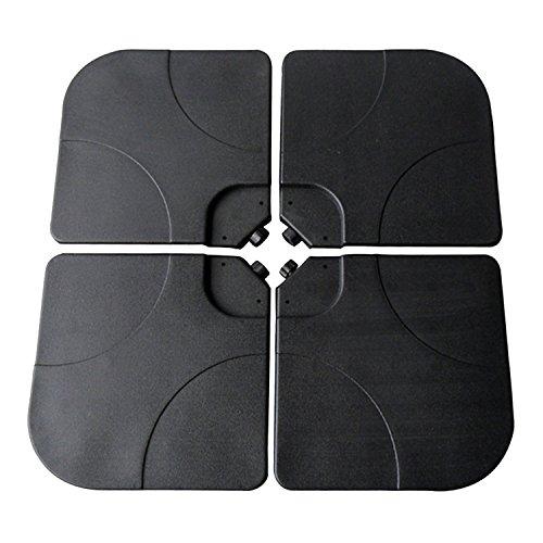 Happy Garden Quiberon 4 Stück quadratische Platten