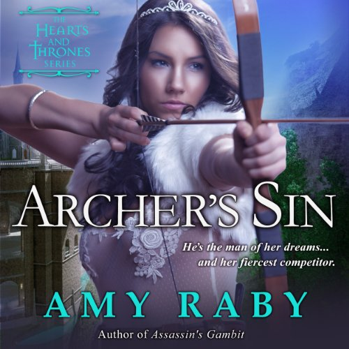 Archer's Sin audiobook cover art