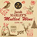 Jacob Marley's Mulled Wine Box, 10 Litre