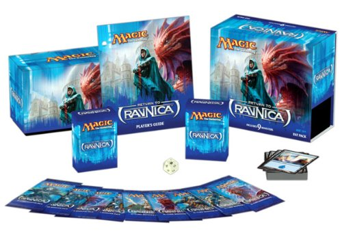 WOTC - Magic the Gathering Return to Ravnica Fat Pack *ANGLAIS*