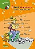 Conni-Geschichten zum Lesenlernen: Lesestufe 1 - für Leseanfänger: Bild-Wörter-Geschichten – mit Bildern lesen lernen (LESEMAUS zum Lesenlernen Sammelbände) - Julia Boehme