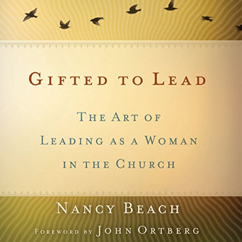Gifted to Lead audiobook cover art