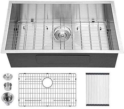 Comercial Stainless Steel Undermount Kitchen Sink