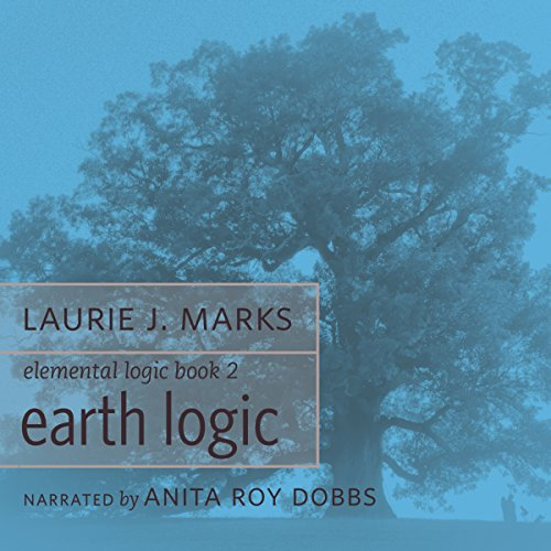 Earth Logic audiobook cover art