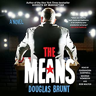 The Means audiobook cover art