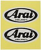 アライ(ARAI) 1595 シールド用 ステッカー 2枚1組 (旧品番:1595) 121595