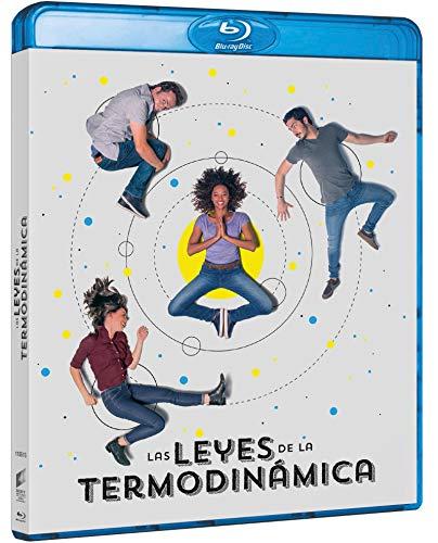 Las Leyes De La Termodinámica (BD) [Blu-ray]