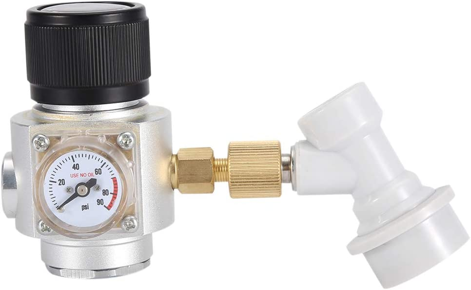 WAQU CO2 Charger-Home Manufacturer direct delivery Brew Regulator Kit Charger Max 89% OFF Gas Disconn