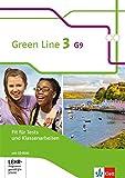 Green Line 3 G9: Fit für Tests und Klassenarbeiten mit Lösungsheft und CD-ROM Klasse 7 (Green Line G9. Ausgabe ab 2015)