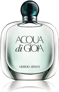 Giorgio Armani Acqua Di Gioia Eau de Parfum Spray For Women, 1.7 Fl Oz