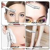 Zoom IMG-1 rasoi sopracciglia rasatura guancia rimozione