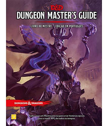 Dungeons & Dragons - Dungeon Master's Guide - Livro do Mestre Edição Em Português