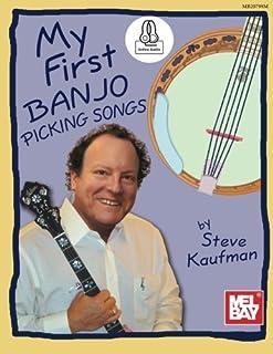 My First Banjo Picking Songs