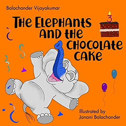 The Elephants and the Chocolate Cake