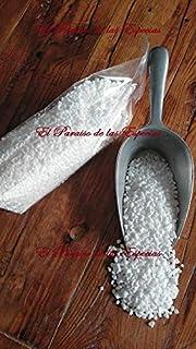 Azúcar Perlado 1 Kg - Azúcar para la Decoración de Gofres