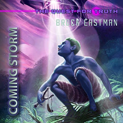 Coming Storm: The Quest for Truth audiobook cover art