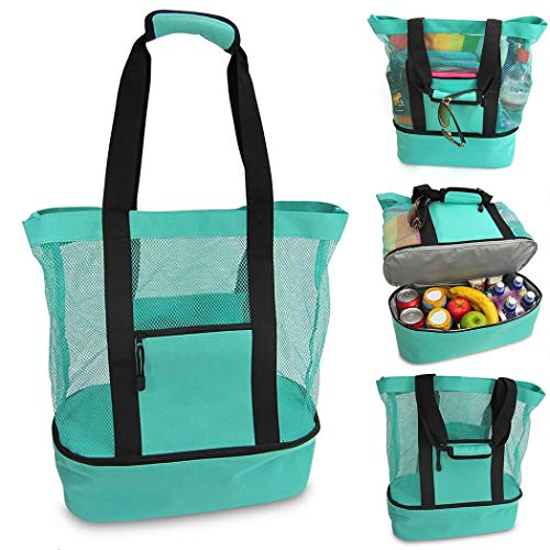 Eadear Multi-Function Picnic Beach Camping Insulation Bag Ice Bag Lunch Bags