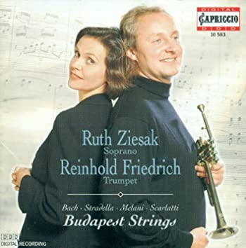 Bach, J.S.: Jauchzet Gott in Allen Landen / Melani, A.: Qual Mormorio Giocondo / Scarlatti, A.: Su Le Sponde Del Tebro